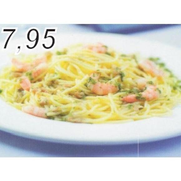 Spaghetti marinera: Carta de Casa Luciano