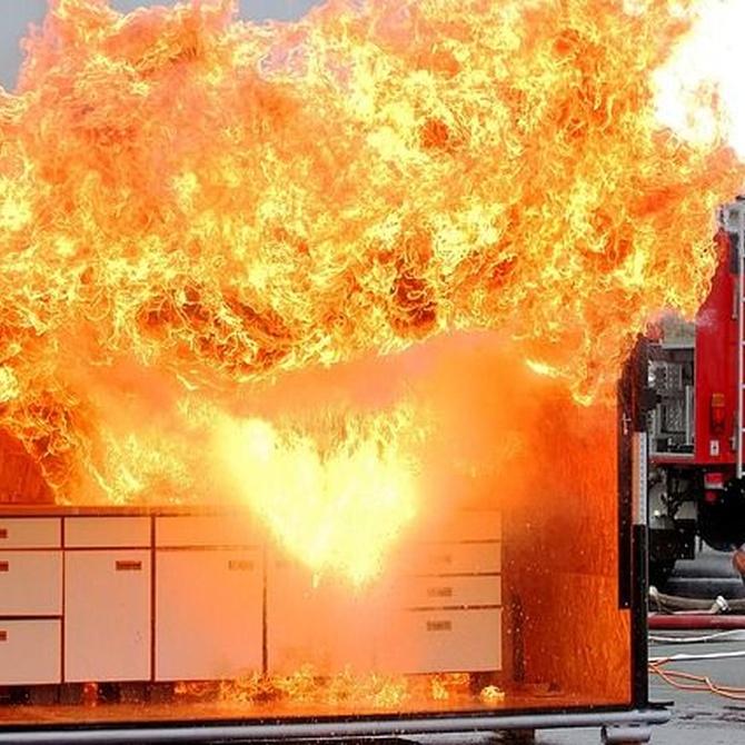 Qué hacer y qué evitar en caso de incendio