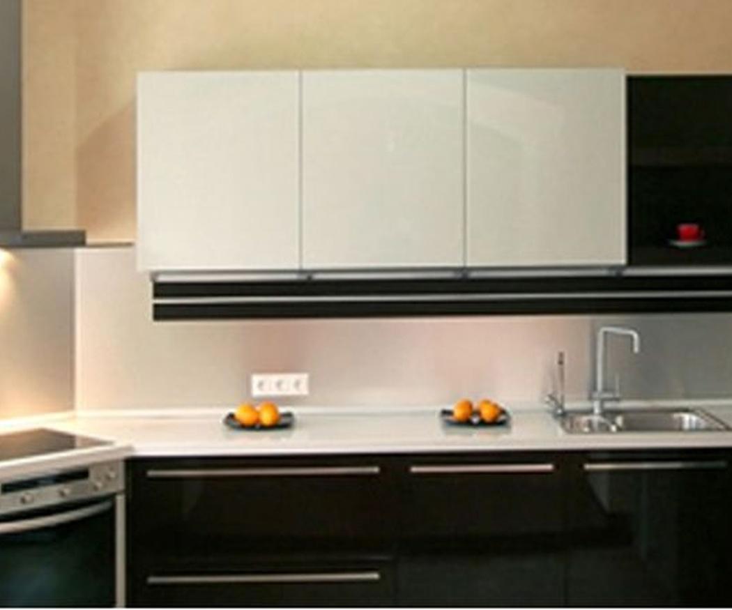 Materiales para el acabado de los muebles de cocina