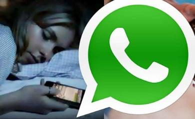 Historia de Vanessa, una adicta al WhatsApp