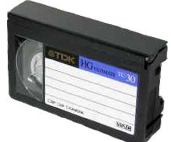 Cinta VHS-C