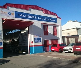 TALLER DE CHAPA Y PINTURA EN ALCALA DE HENARES