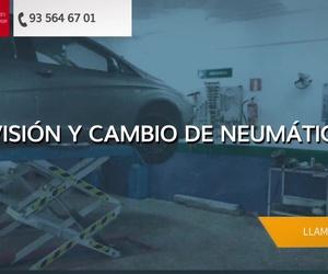 Talleres de automóviles en Montcada i Reixac | Talleres M.C. Montcada, S.L.