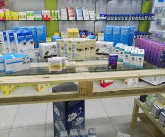 Low Cost. Las Palmas + Volcán Jardín Botánico: Servicios de Farmacia y Parafarmacia Ramfor e Internacional