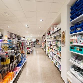 Venta de productos de peluquería y estética