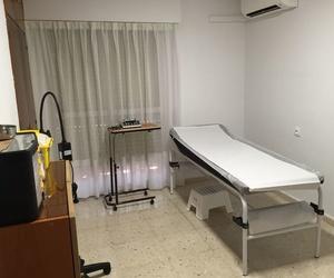 Sala de tratamientos de acupuntura