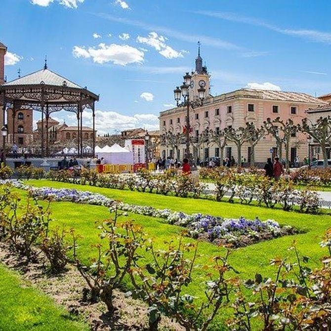 De visita a Alcalá de Henares gracias al autobús