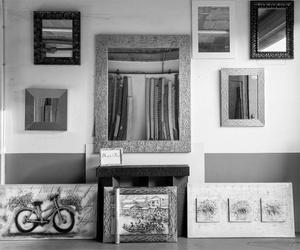 Diseño de marcos para cuadros y espejos