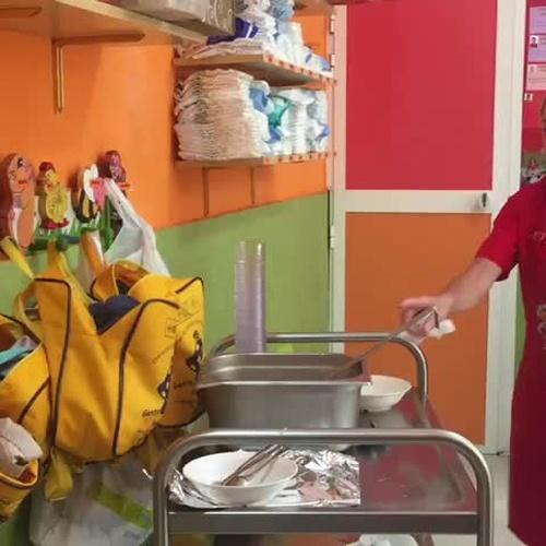 Cocina casera Escuela Infantil Gente pequeña