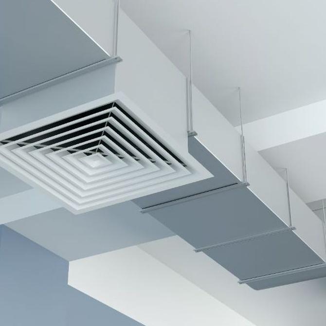 Conductos de aire acondicionado: factores a tomar en cuenta para su diseño