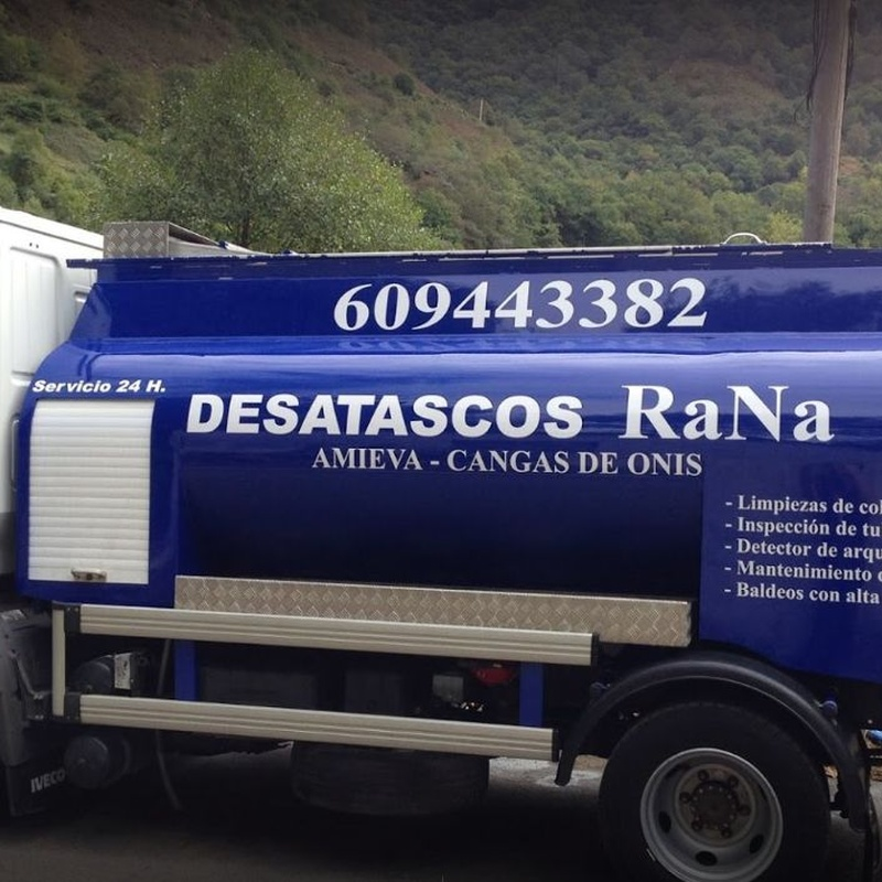 Detector de arquetas: Servicios de Desatascos RaNa