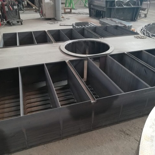Fabricación de tuberías para plantas asfálticas en Valladolid