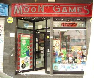 Nuestro local: Moongames