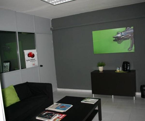 Sala de espera para nuestros clientes