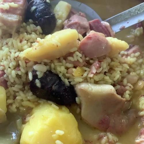 arroz fesols i naps