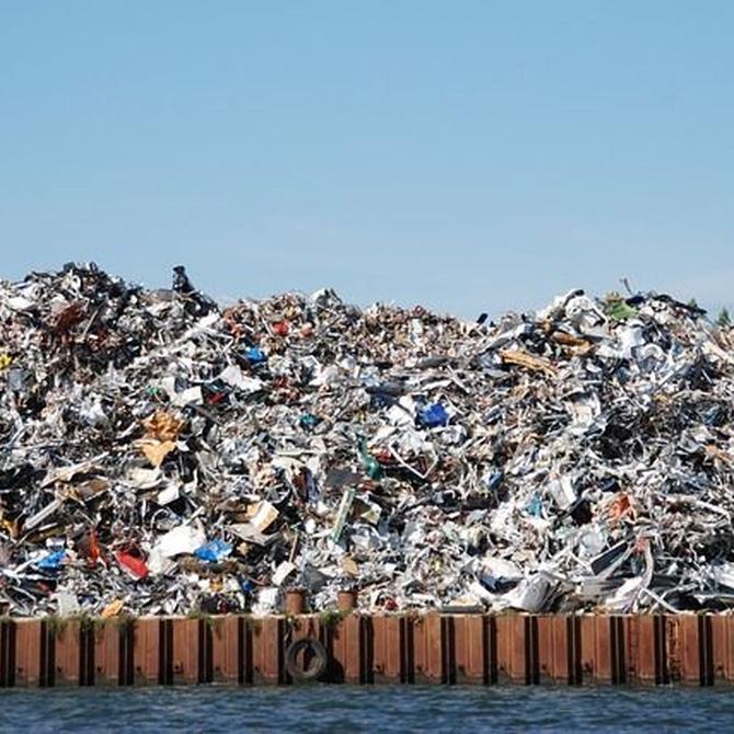 Los procesos en el reciclaje