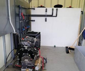 Reparación de equipos de alta presión en Cartagena