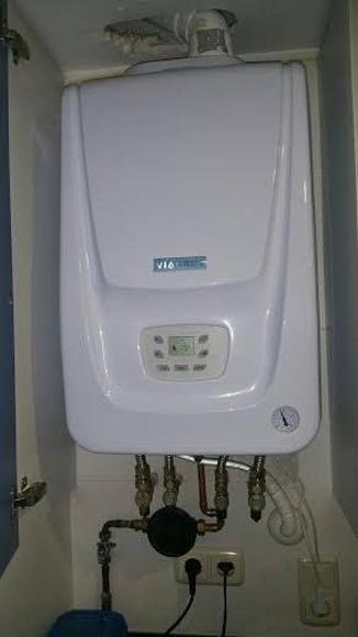 Instalación de calderas y calefacción: Servicios de Reparaciones Urruti