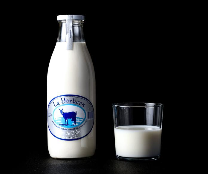LECHE DE CABRA - Especial para alérgicos a la lactosa