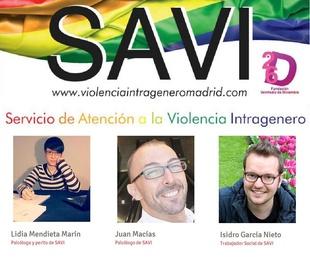 Servicio de Atención a la Violencia Intragenero, SAVI