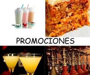 PROMOCIONES / PROMOTIONS