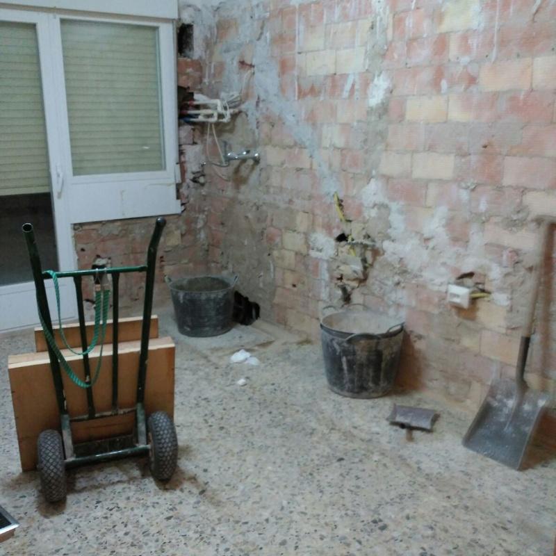 Reformas integrales de viviendas: Servicios de Construcciones y Reformas Ruiz