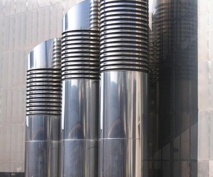 Trabajos cilindros: Servicios de Cortes y Pliegues Tenerife