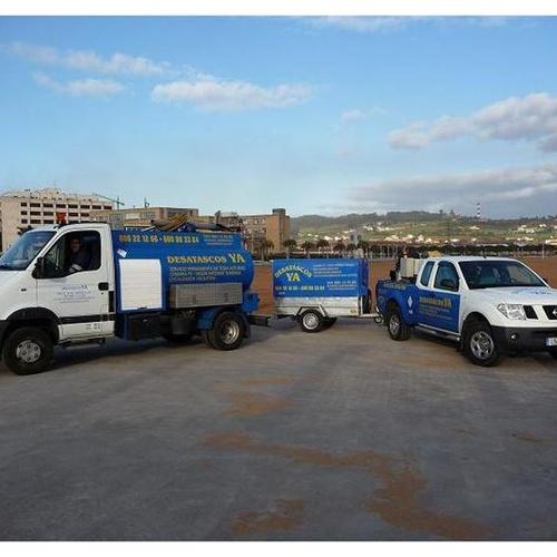 Desatascos urgentes en Gijón