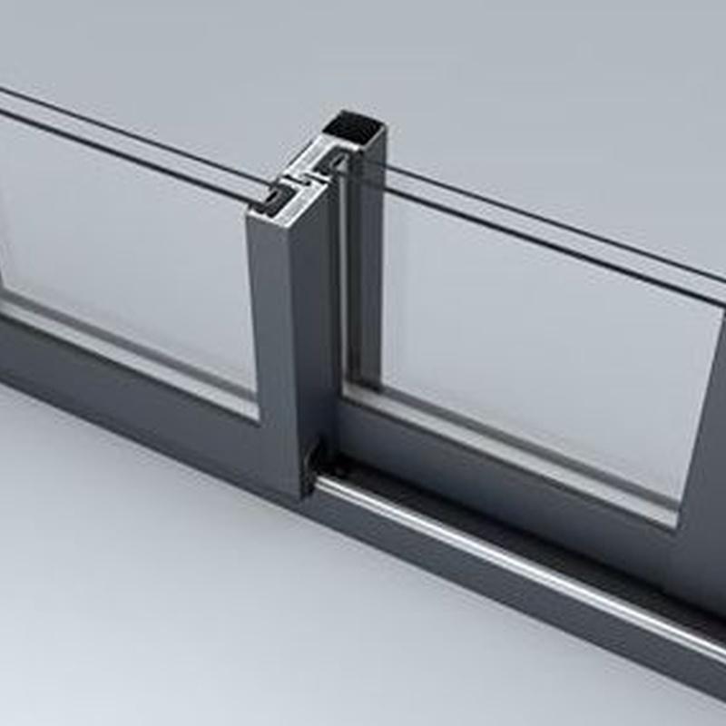 Ventanas deslizantes ISlide#neo: Servicios de JRG Aluminio- PVC