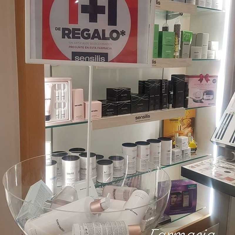 Dermocosmética: Servicios de Farmacia Évora