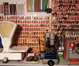 Artículos de ferretería: Productos de Ferretería Vda. de Pascual