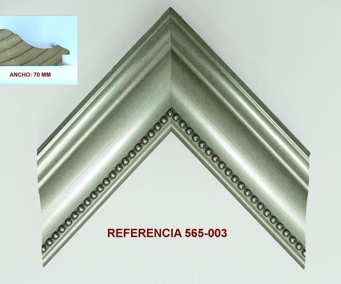 REF 565-003: Muestrario de Moldusevilla