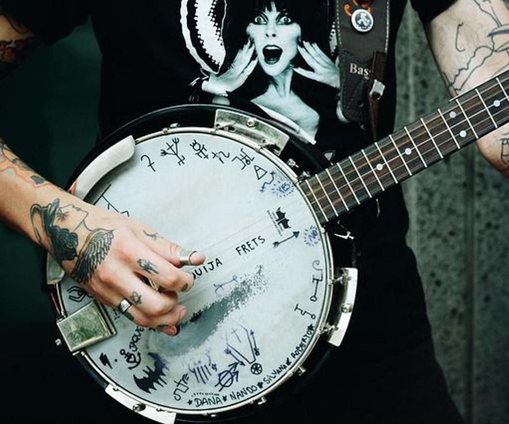 Los tatuajes sonoros: tu melodía favorita en tu piel