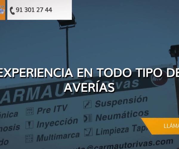 Lavado de coches en Rivas Vaciamadrid | Carmauto Rivas