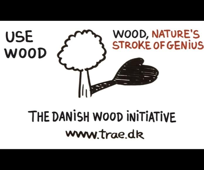 La madera una idea genial