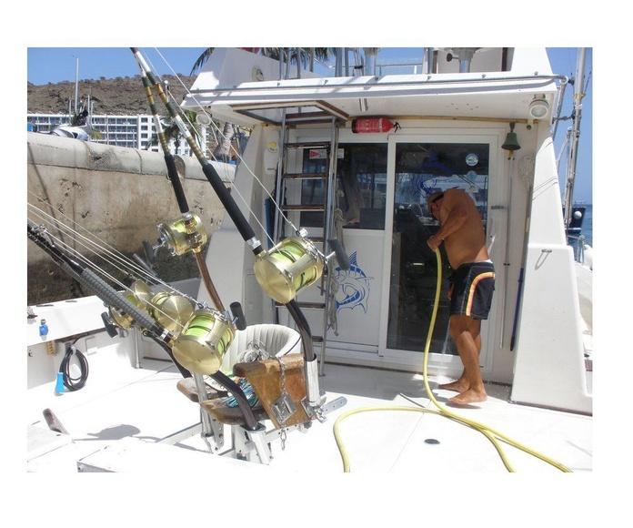 Nuestro barco New Felusi