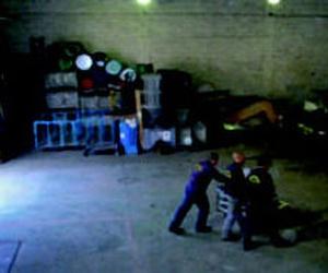 Contenedores de chatarra en Bizkaia