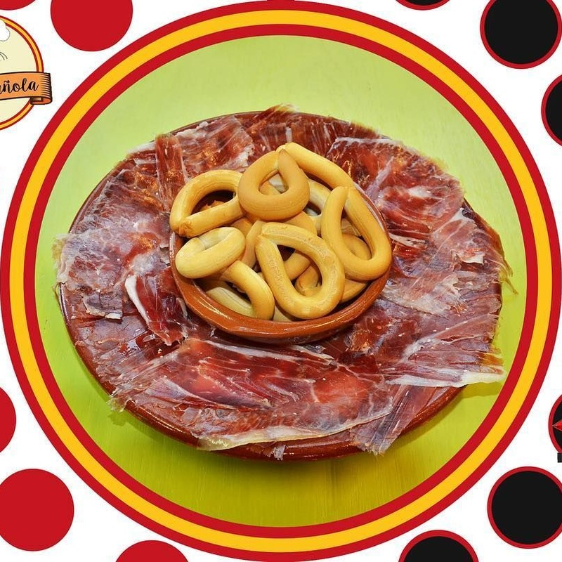 Ibéricos y quesos: Tapas de Tapa Española