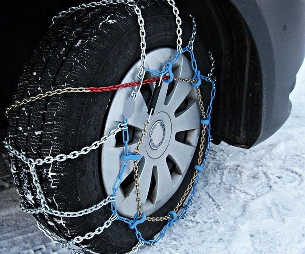 Clases de cadenas para conducir con nieve