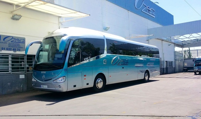 Servicios para empresas: Servicios de Autocares Ozaez