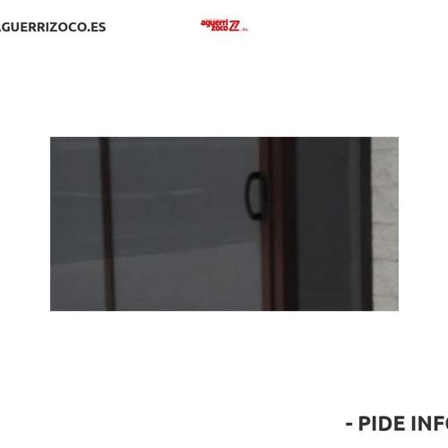 Carpintería de aluminio y PVC enPamplona | Aguerri Zoco