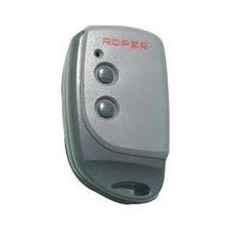 Mando Roper ner, 1-2-4 pulsadores, 433Mhz, con alta en garaje: Productos de Zapatería Ideal