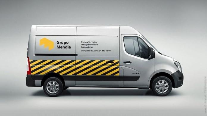 Rotulacion vehículos comerciales
