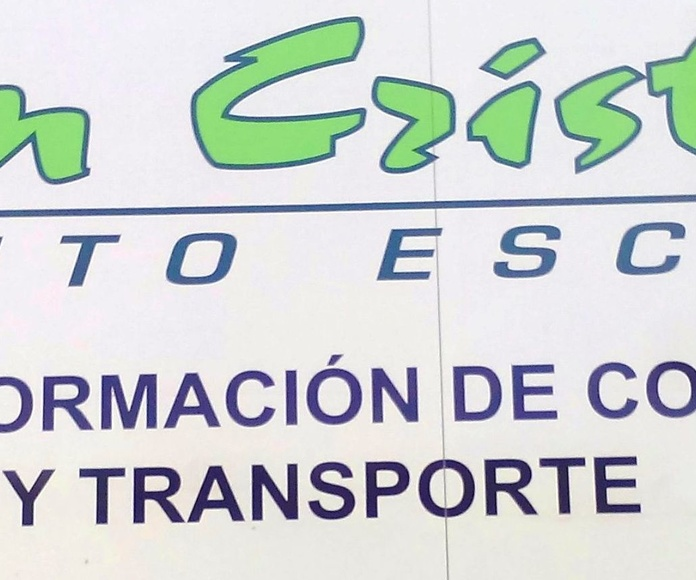 Centro de formación Cap en Ourense Autoescuela San Cristobal
