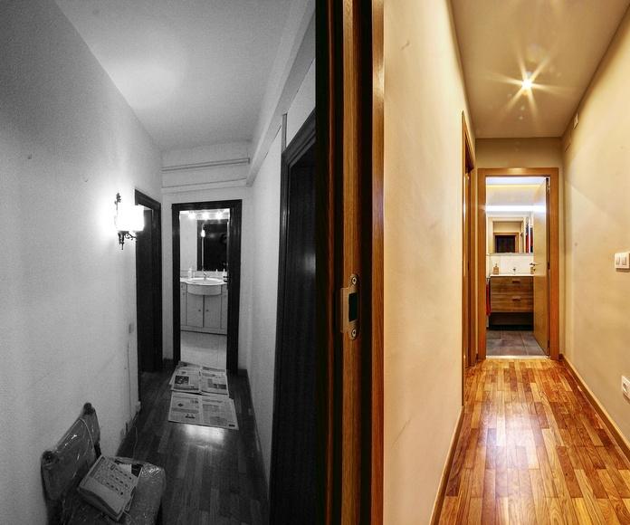 PÇ273 Reforma integral de vivienda: Servicios y Proyectos de XTE INTERIORISMO