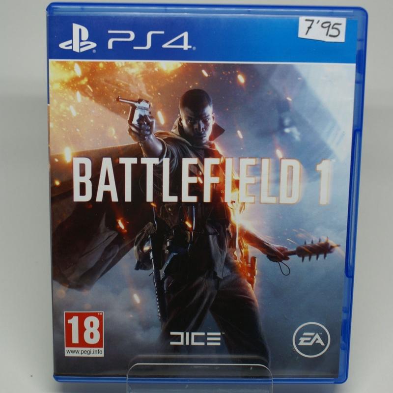 PS4 BATTLEFIELD 1: Compra y Venta de Ocasiones La Moneta