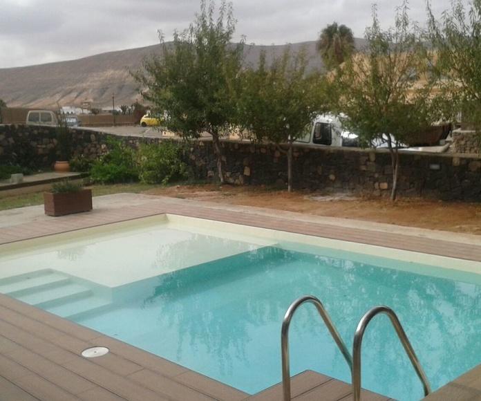 Construcción de piscinas y jacuzzis: Impermeabilizaciones de Gran Canaria - Fuerteventura - Lanzarote