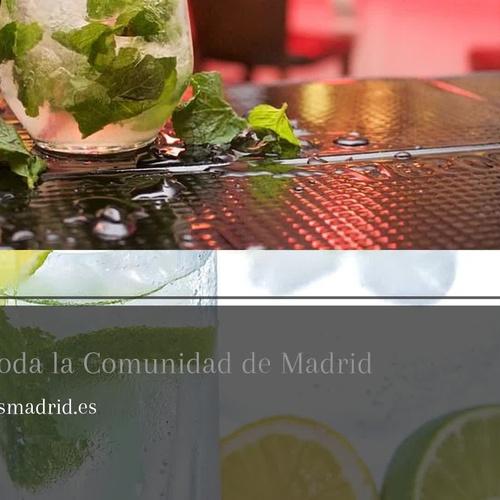 Hielo en Madrid