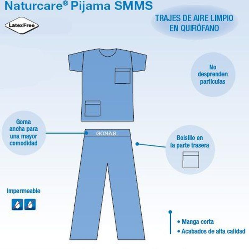 Pijama desechable : Productos de PLUS CLINIC