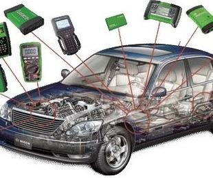 Reparación y Mantenimiento de Equipos de Diagnosis Mercedes-Benz